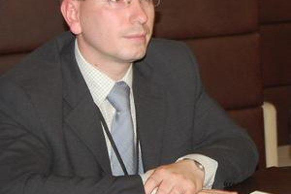 Marián Bača, vedúci odboru sociálnych služieb.