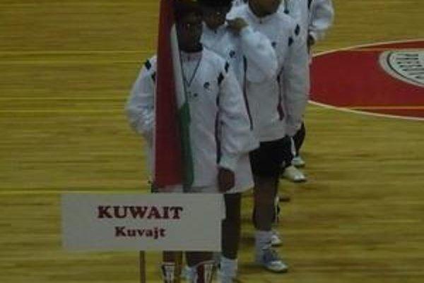 Kuvajťania patria k najatraktívnejším účastníkom turnaja.
