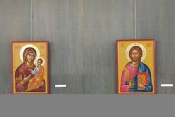 Ikony. Výstava gréckych ikonopiscov vo Svidníku.