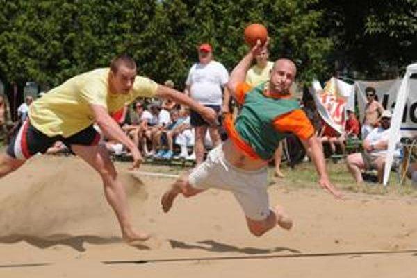 Plážová hádzaná. V Prešove oslávi v tomto roku 15-ročné jubileum.