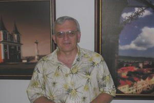 Dušan Guzi predstavuje svoje najnovšie fotografie.