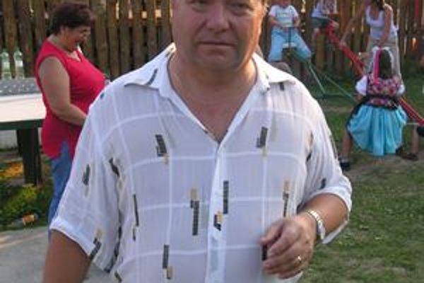 Starosta Stanislav Kovaľ.