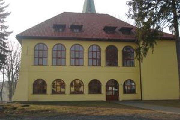 Kaštieľ v Stropkove. Mesto získalo 112-tisíc eur na rekonštrukciu podkrovia.