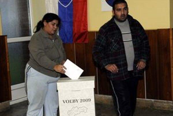 Aj v Jarovniciach sa prejavil nepomer medzi štatistickým priemerom volieb a výsledkom z okrsku, kde sa nachádza osada.