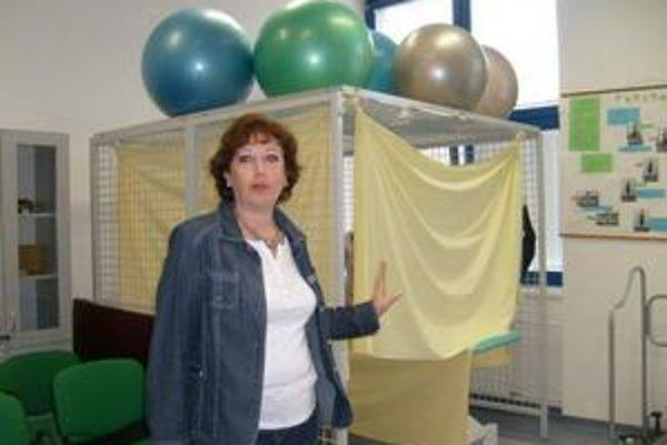 K. Kociová. Fyzioterapeuti budú skúmať, kedy sa stav stáva choronickým.