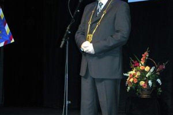 Peter Chudík sa stal oficiálne po tretíkrát prešovským županom.