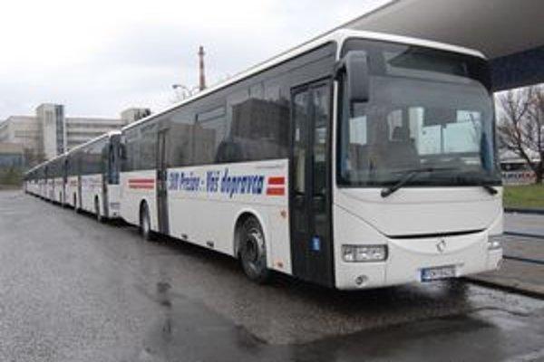 Prímestské linky, ktoré sú v pôsobnosti SAD Prešov, nezdražejú.