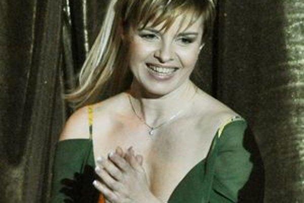 Zuzana Tlučková s kolegami si vyslúžili v Prešove standing ovation.