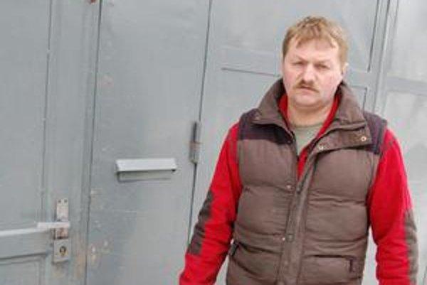 Ján Verčimák. Šokoval ho telefonát policajtov, ktorí mu oznámili, že zastavili audi. Malo byť zamknuté v garáži.
