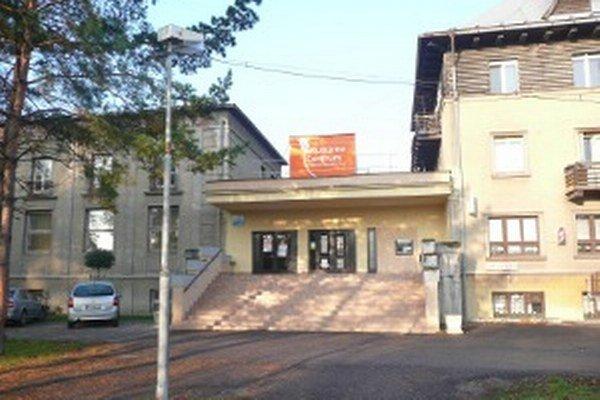 Kultúrne centrum mesta Nováky.
