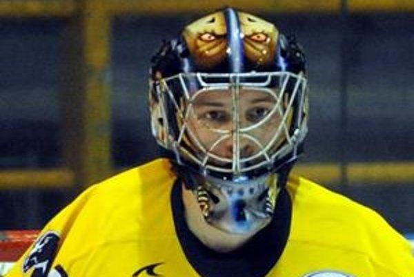 Matúš Palko v Piešťanoch vychytal prvú nulu finálovej série.