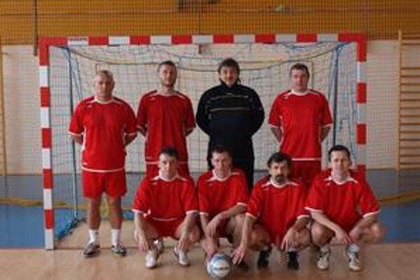 Víťazný tím. Humenskí futsalisti si počínali najlepšie.