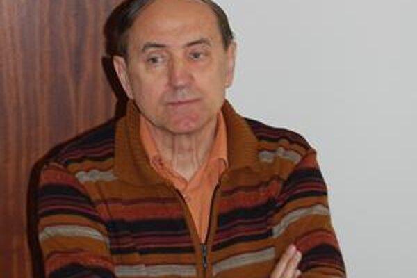 Profesor Horák. Organizátor Akademického Prešova.