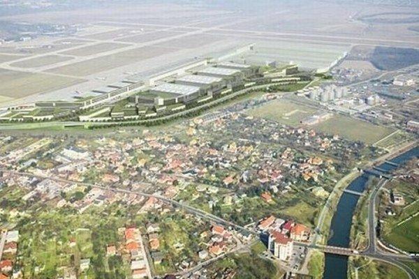 Pozemky v Bratislave sú pripravené.