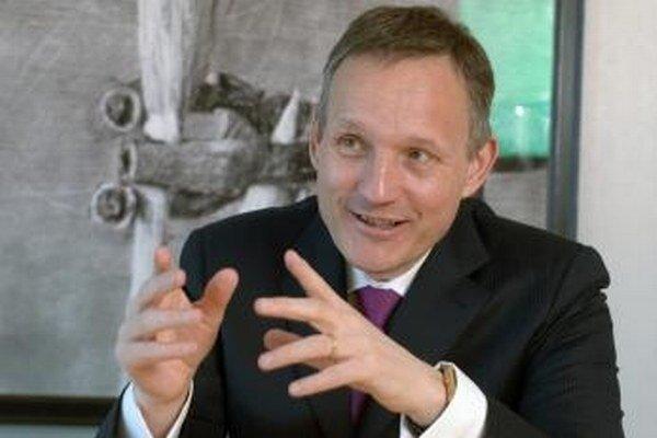 Výkonný riaditeľ Barclays Antony Jenkins.