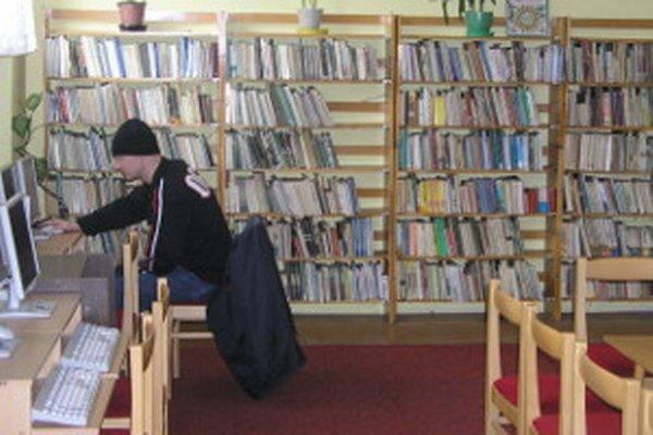 Knižnica prejde výraznou modernizáciou.