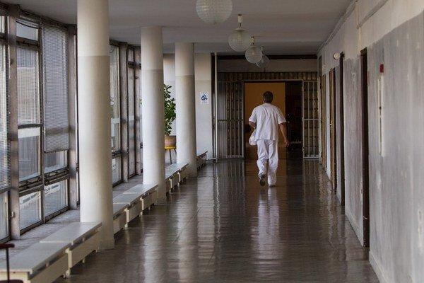 Nie všetky budovy dnešnej Univerzitnej nemocnicev Bratislave sa zachovajú.