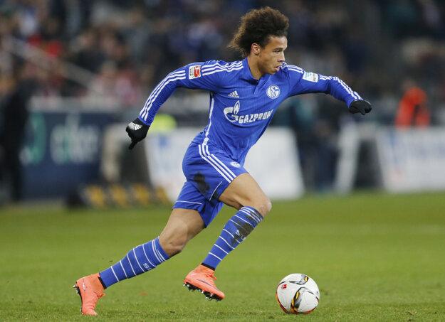 Leroy Sané si už dres Schalke v nasledujúcej sezóne neoblečie.