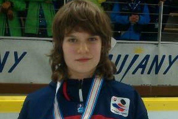 Paulína Cagáňová z Dolných Vesteníc sa dostala na svetový šampionát.