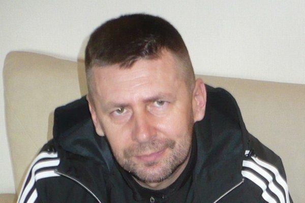 Marián Ružbarský.