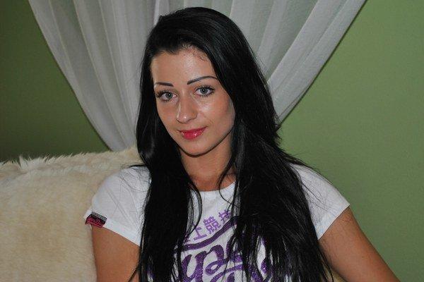 Mirka Triščová.