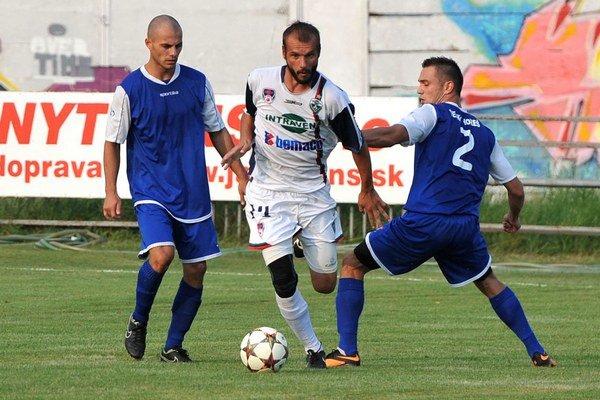 Miroslav Drobňák patrí ku kľúčovým hráčom Šarišských Michalian.