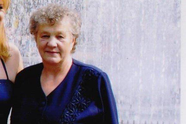 Mária Iľaščíková.