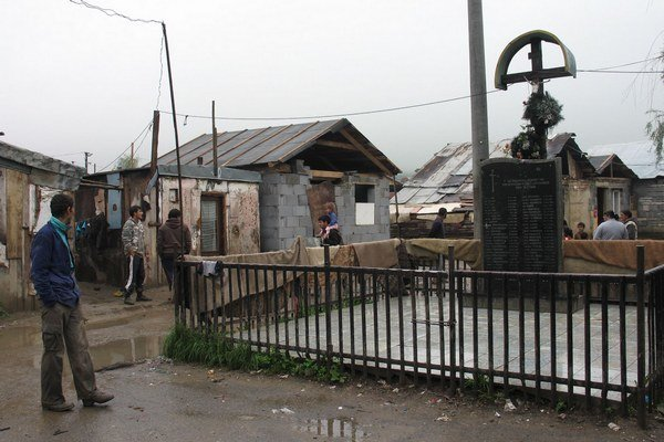 Osada v Jarovniciach.