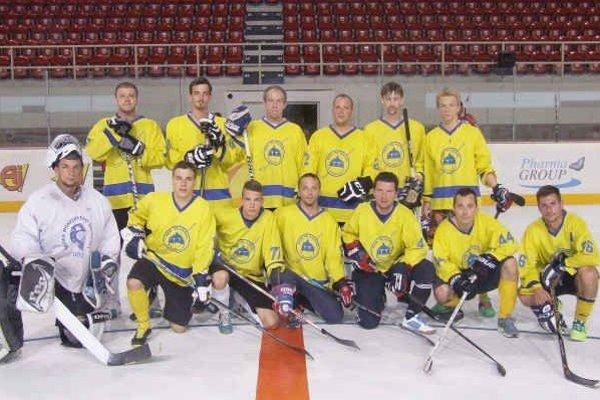 Rožňavská trinástka. Hokejbalisti HK Rožňava na turnaji Országh cup 2015.
