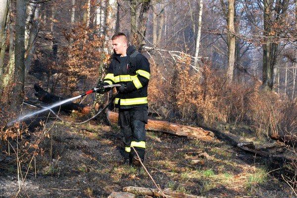 Nebezpečenstvo požiaru. Rožňavský región má s požiarmi zlú skúsenosť.