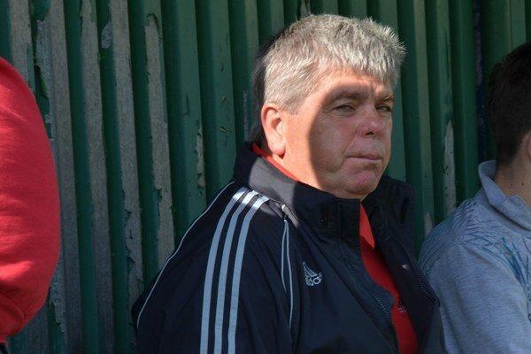 Tréner. Július Balta.