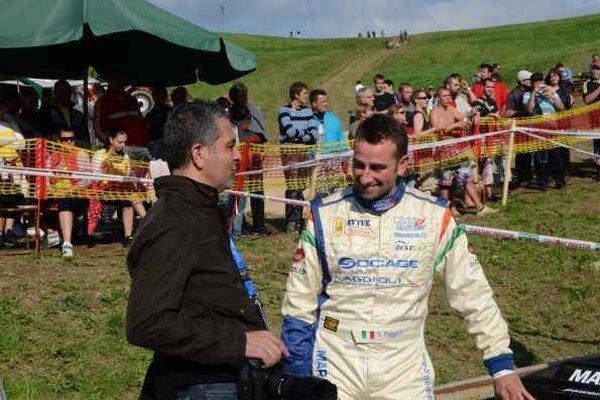Obhajca víťazstva. Simone Faggioli je aj v tomto roku hlavným adeptom na víťazstvo v celkovom poradí.