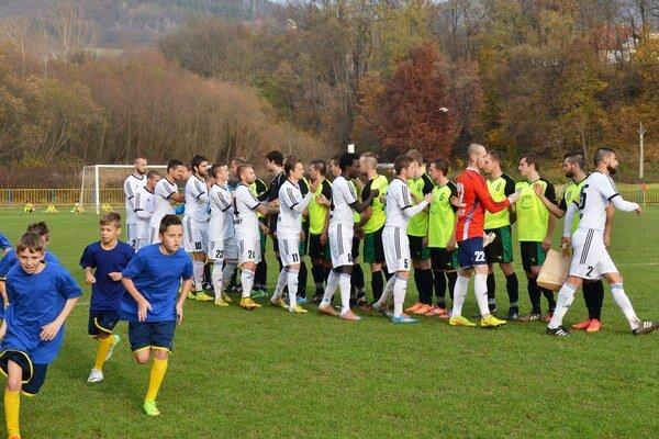 Vrchol jesene. Vrcholom jesene bol pre futbalistov SP MFK pohárový súboj s DAC Dunajská Streda.
