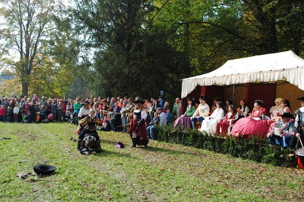 Jazda sv. Huberta v Betliari sa teší v regióne veľkej popularite.