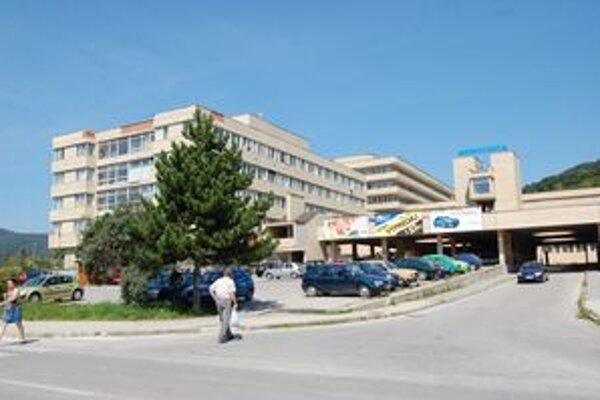 Nemocnica sv. Barbory. Pôžička 400–tisíc eur sa použije na vyplatenie dlhov.