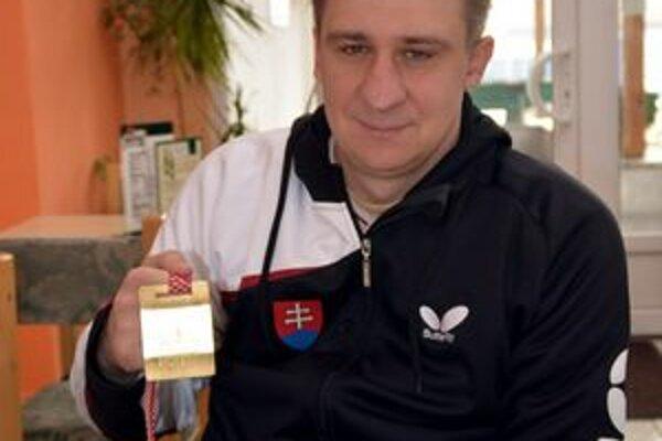 Znova obhájil. Rastislav Revúcky má už štvrté európske zlato zo súťaže družstiev.
