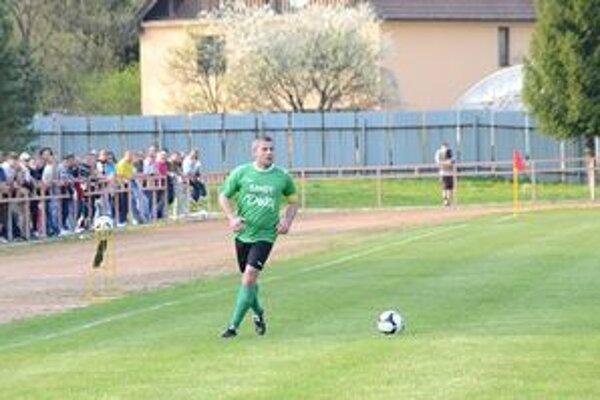 Miloš Gallo sa v jarnej časti vracia na trávnik.