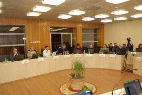 Rožňavskí poslanci schválili rozpočet.