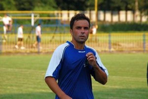 Futbalista, ale aj tenista Jaroslav Barczi.