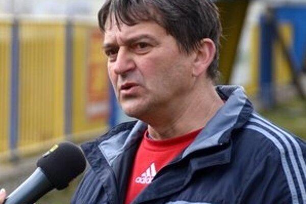 Prezident SP MFK Rožňava Jaroslav Strelka sa do odvetnej časti pozerá s optimizmom.