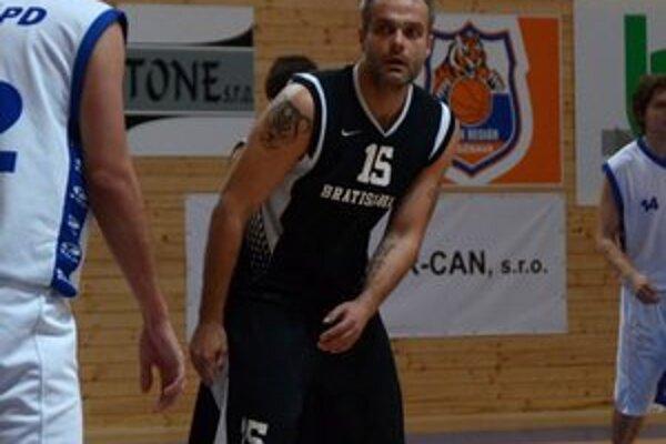 Jaroslav Slávik. Porotca i basketbalista.