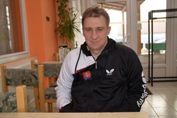 Rastislav Revúcky berie prehry ako možnosť poučiť sa.