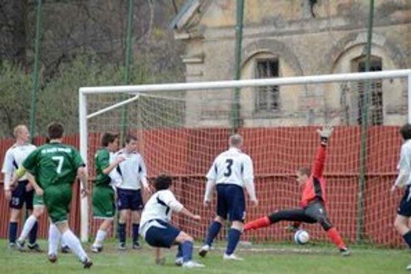 Znova sedem. Drnava aj druhom jarnom zápase dala sedem gólov.