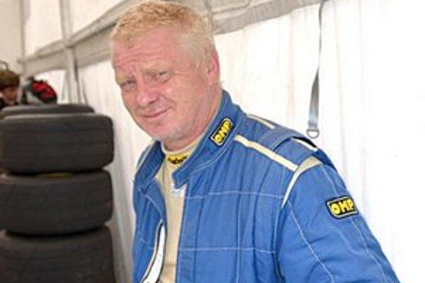 Pre J. Krajčího budú preteky prvé v tomto roku.