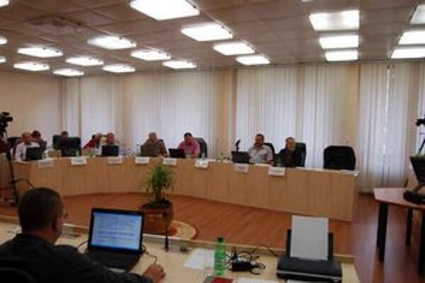 Zníženie počtu poslancov. S návrhom súhlasilo osem poslancov.