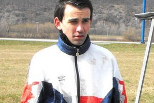 Nová tvár. Brankár Miloslav Péter.