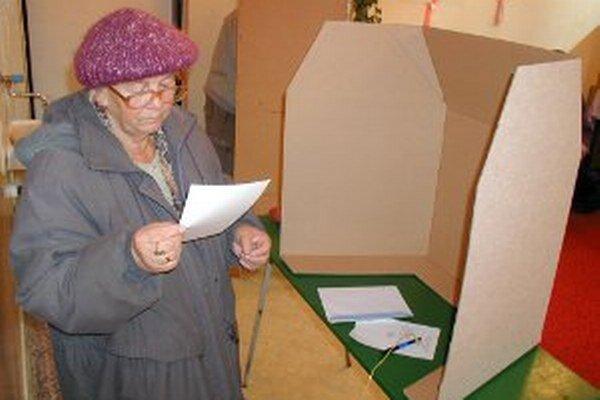 Niektorým voličom pri rozhodovaní, komu dať hlas, môže pomôcť aj kampaň Správni kandidáti.