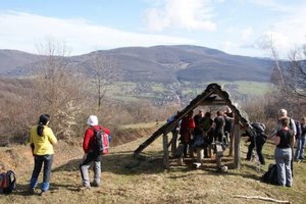 Výstup na Plešiveckú planinu. V tomto roku sa konal už po 46. raz.