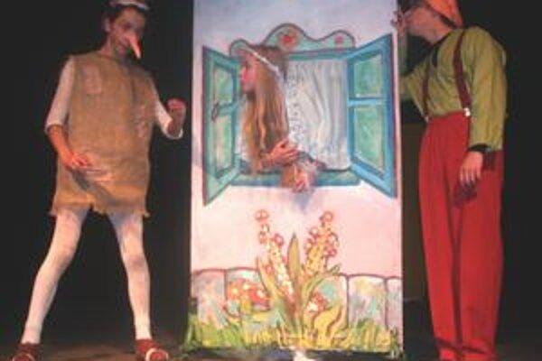 Herci Actores majú z detských divákov najväčšou radosť.