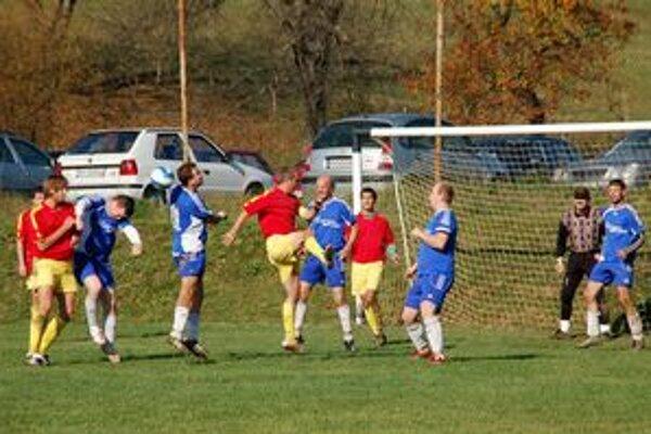 Snaha Rudnej vyrovnať nebola úspešná, naopak, Betliarčania pridali v poslednej minúte druhý gól.